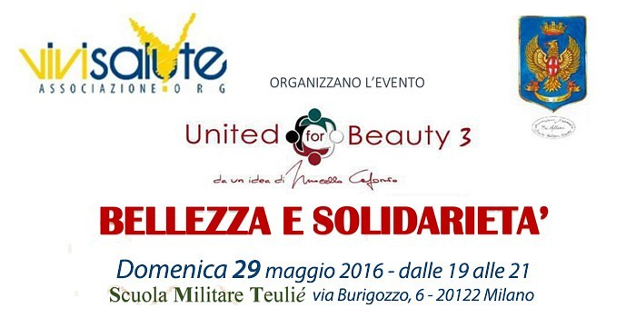 Bellezza e Solidarietà - United for Beauty 3